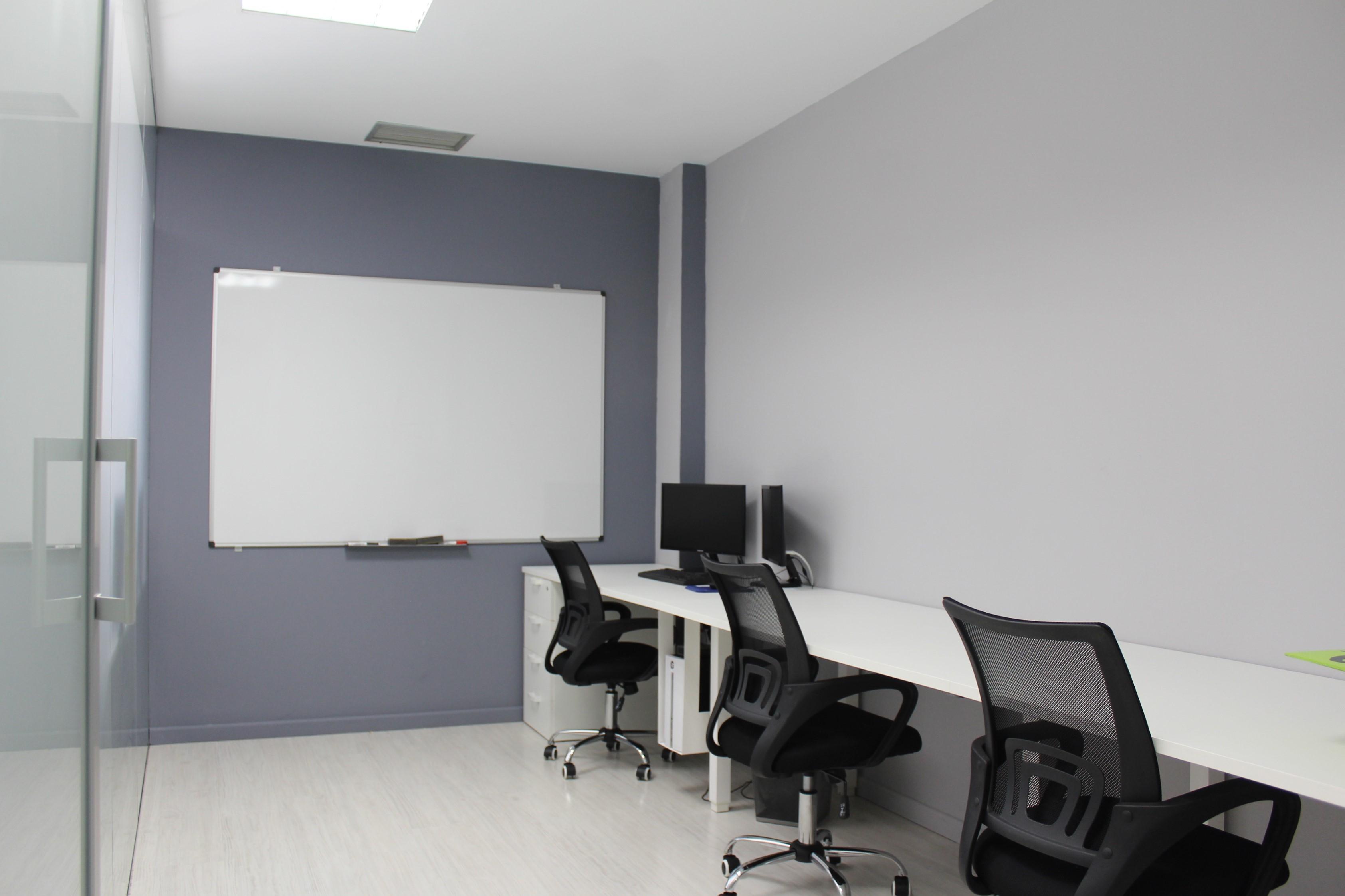 Oficina 1 - Nuestras Instalaciones