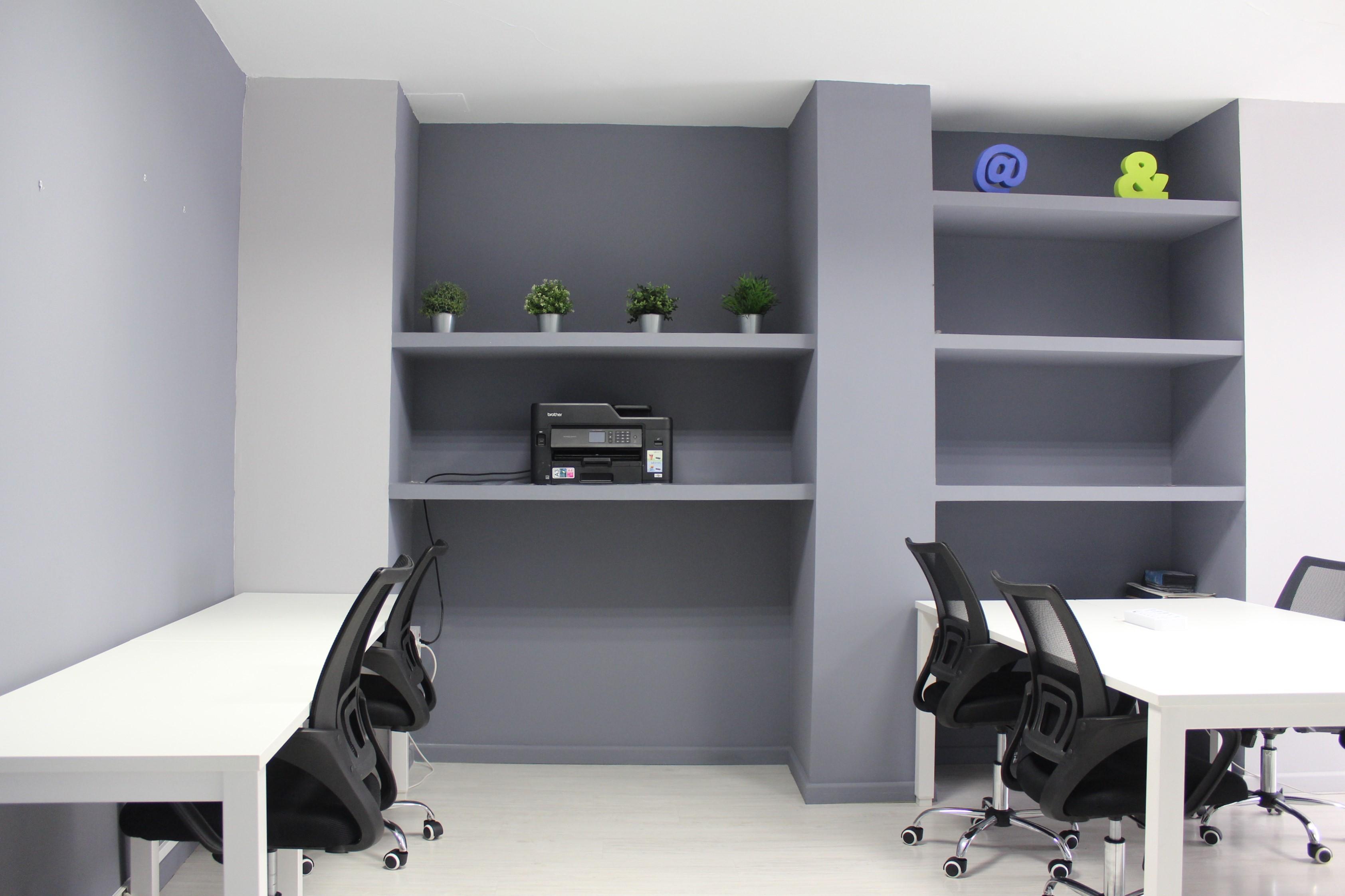 Oficina 3 - Coworking Malaga Centro