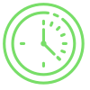 icons8 reloj 100 - Tarifas y Servicios